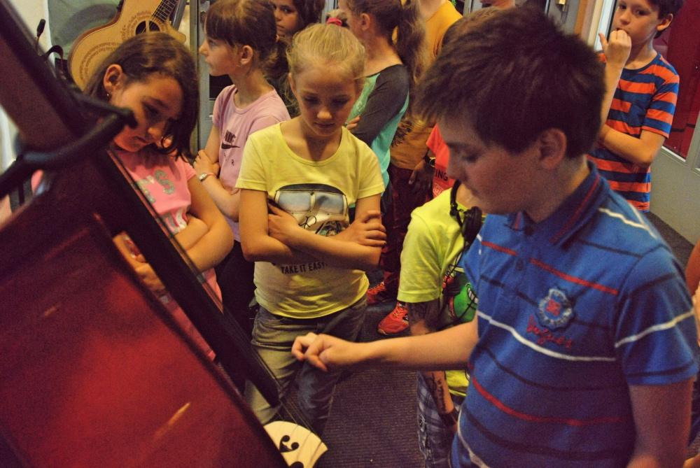 Workshop TMF pro základní školy - ZŠ Roztoky u Prahy